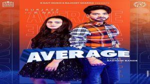 Average Lyrics - Gurjazz | R Nait
