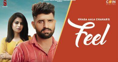 Feel Lyrics by Khasa Aala Chahar