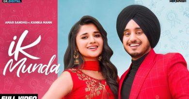 Ik Munda Lyrics - Amar Sandhu