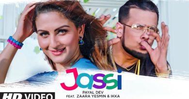 Jassi Lyrics - Payal Dev