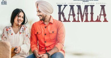 Kamla Lyrics - Rajvir Jawanda
