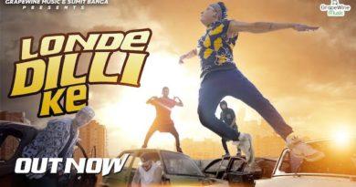 Londe Dilli Ke Lyrics by Lil Golu