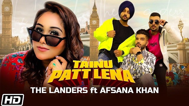 Tainu Patt Lena Lyrics - The Landers