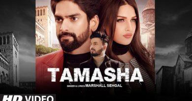 Tamasha Lyrics - Marshall Sehgal | Himanshi Khurana