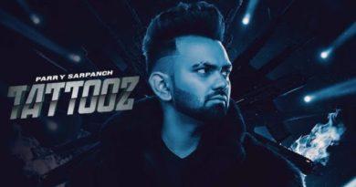 Tattooz Lyrics - Parry Sarpanch x Gurlez Akhtar