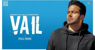 Vail Lyrics - Mankirt Aulakh Ft. Shree Brar