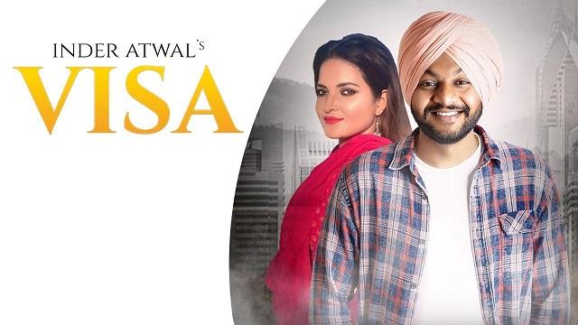 Visa Lyrics - Inder Atwal x Smayra