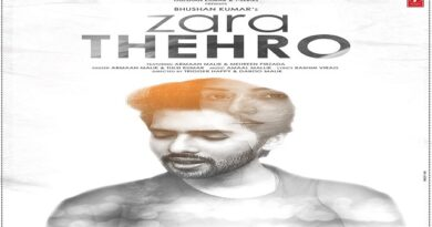 Zara Thehro Lyrics - Armaan Malik x Tulsi Kumar