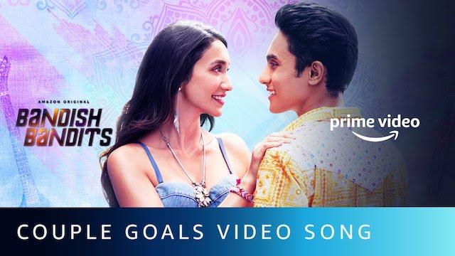 Couple Goals Lyrics Bandish Bandits | Armaan Malik
