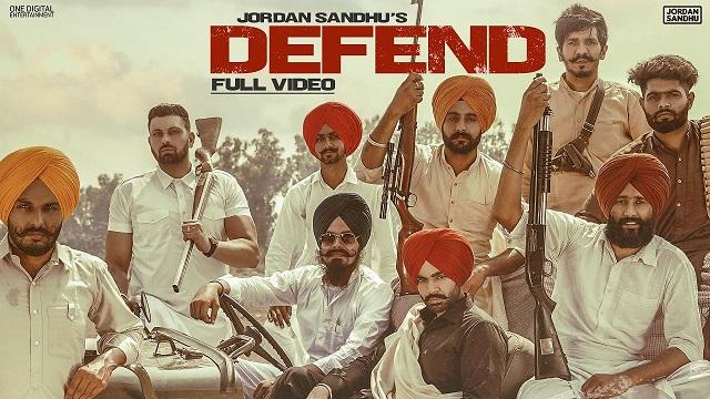 Defend Lyrics - Jordan Sandhu