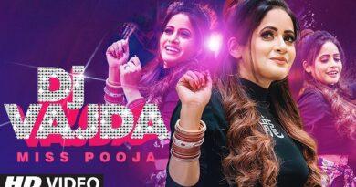 Dj Vajda Lyrics - Miss Pooja