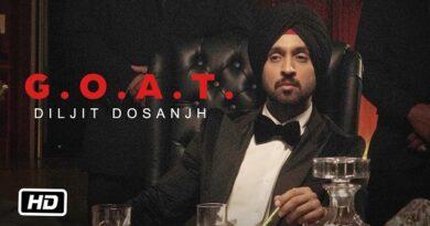 G.O.A.T Lyrics Diljit Dosanjh