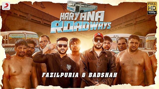 Haryana Roadways Lyrics - Badshah