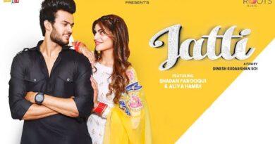 Jatti Lyrics Ajay Tarikka | Shadan, Aliya