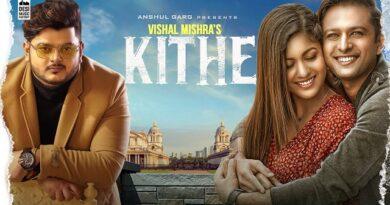 Kithe Lyrics - Vishal Mishra
