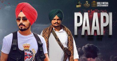 Paapi Lyrics - Sidhu Moose Wala x Rangrez Sidhu
