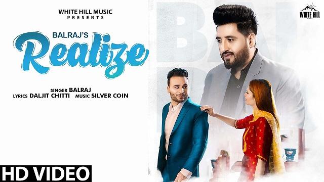 Realize Lyrics by Balraj