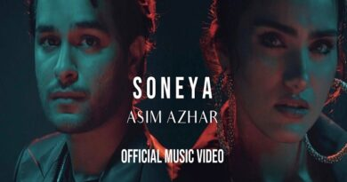 Soneya Lyrics - Asim Azhar