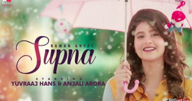 Supna Lyrics - Raman Goyal