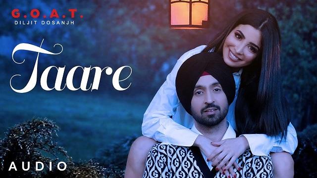 Taare Lyrics - Diljit Dosanjh | G.O.A.T