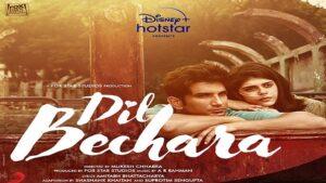 Taare Ginn Lyrics - Dil Bechara | Mohit Chauhan