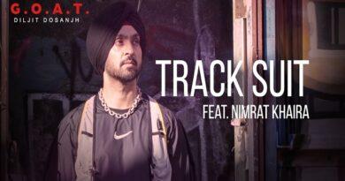 Tracksuit Lyrics - Diljit Dosanjh | G.O.A.T