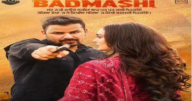 Badmashi Lyrics - Veet Baljit x Afsana Khan