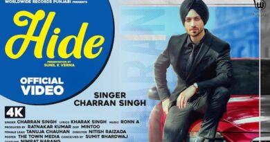 Hide Lyrics Charran Singh