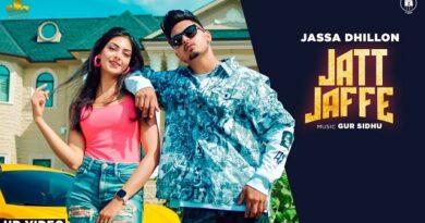 Jatt Jaffe Lyrics - Jassa Dhillon x Gurlez Akhtar