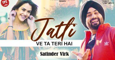 Jatti Lyrics - Satinder Virk