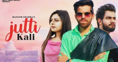 Jutti Kali Lyrics Masoom Sharma