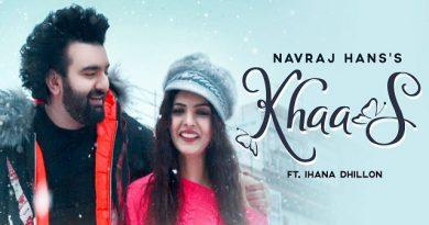 Khaas Lyrics - Navraj Hans