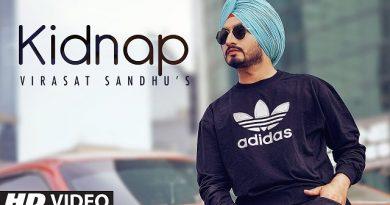 Kidnap Lyrics - Virasat Sandhu