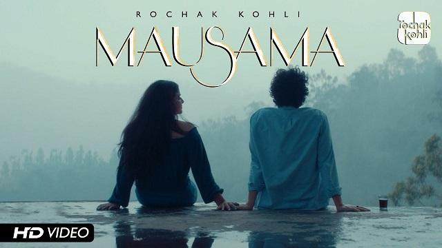 Mausama Lyrics - Rochak Kohli