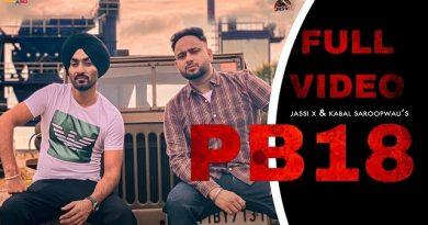 PB18 Lyrics - Jassi X | Kabal Saroopwali