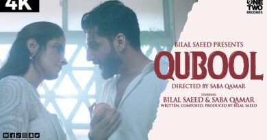 Qubool Lyrics - Bilal Saeed | Saba Qamar