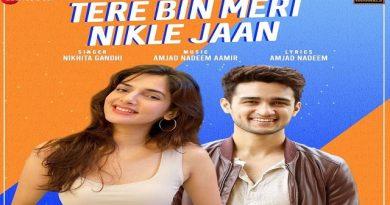 Tere Bin Meri Nikle Jaan Lyrics - Nikhita Gandhi