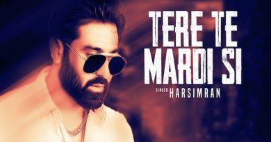 Tere Te Mardi Si Lyrics Harsimran