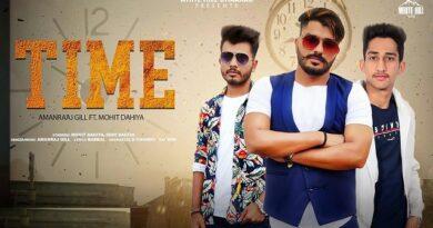Time Lyrics - Amanraj Gill | Mohit Dahiya