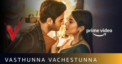 Vasthunna Vachestunna Lyrics - V | Amit Trivedi, Shreya Ghoshal