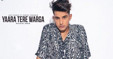Yaara Tere Warga Lyrics - Jass Manak | Sunidhi Chauhan