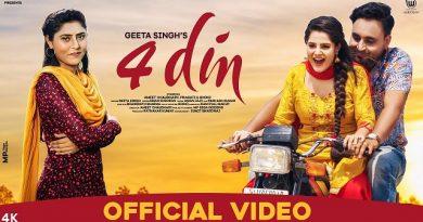 4 Din Lyrics Geeta Singh