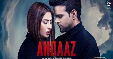 Andaaz Lyrics Miel   Mahira Sharma