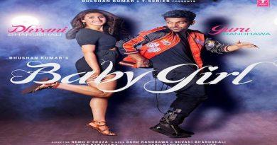Baby Girl Lyrics Guru Randhawa | Dhvani Bhaushali