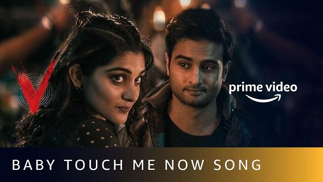 Baby Touch Me Now Lyrics - V (2020 Movie) | Sharvi Yadav