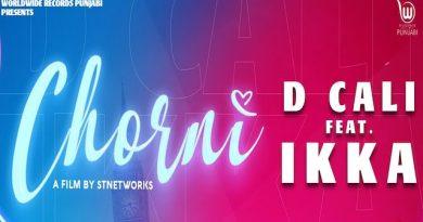 Chorni Lyrics D Cali ft. Ikka