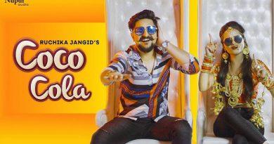 Coco Cola Lyrics Ruchika Jangid