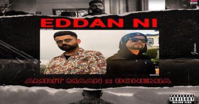 Eddan Ni Lyrics Amrit Maan x Bohemia