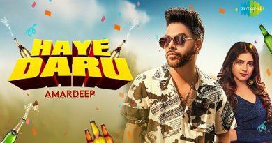 Haye Daru Lyrics - Amardeep