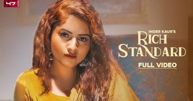 Rich Standard Lyrics Inder Kaur